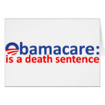 Obamacare: sentencia a la pena capital tarjetón