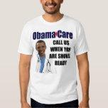 ObamaCare: Shovel Ready Tees