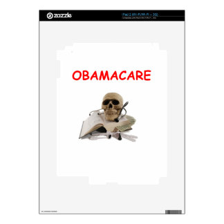 obamacare decals for iPad 2
