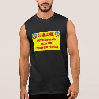 OBAMACARE SLEEVELESS T-SHIRTS
