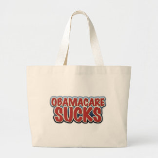 Obamacare Sucks Tote Bags