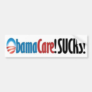 ObamaCare Sucks Bumper Sticker