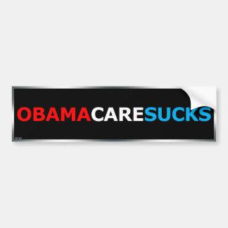 Obamacare Sucks Car Bumper Sticker