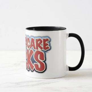 Obamacare Sucks Mug