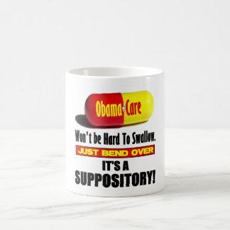 ObamaCare - Suppository Coffee Mug