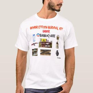 OBAMACARE SURVIVAL KIT T-Shirt