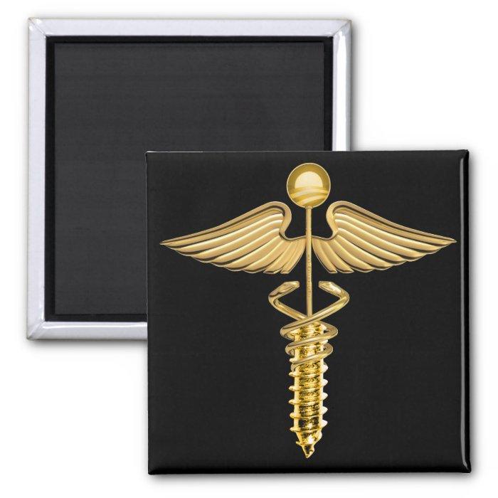 Obamacare Symbol 2 Inch Square Magnet