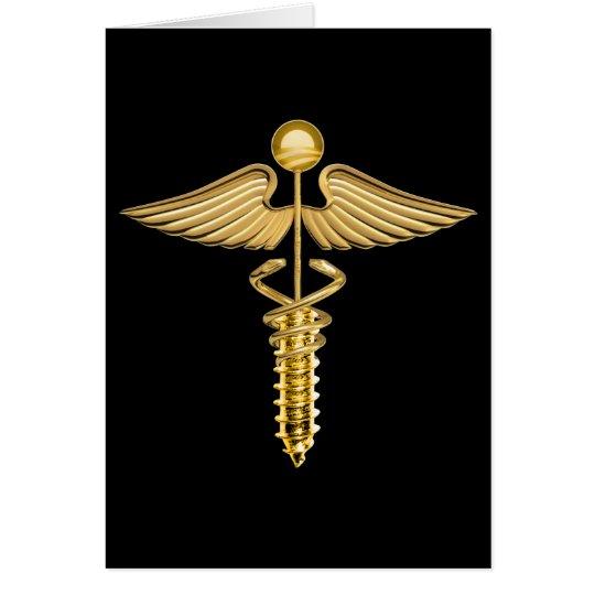 Obamacare Symbol Card