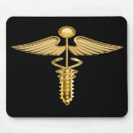 Obamacare Symbol Mousepads