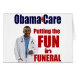 ObamaCare Tarjeta De Felicitación