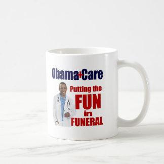 ObamaCare Taza