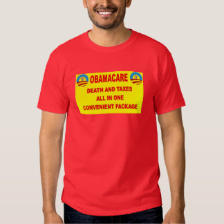 OBAMACARE TEE SHIRT