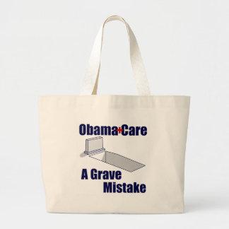 ObamaCare: Un error grave Bolsa Lienzo