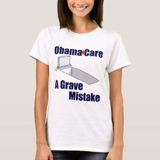 ObamaCare: Un error grave Playera