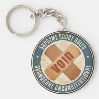 Obamacare Unconstitutional Keychain