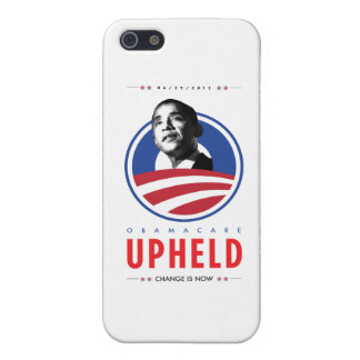 OBAMACARE UPHELD COVERS FOR iPhone 5