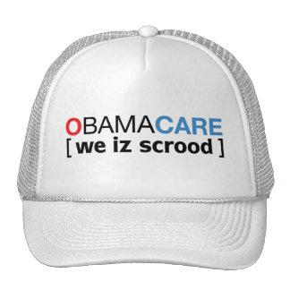 OBAMACARE [ we iz scrood ] Trucker Hat