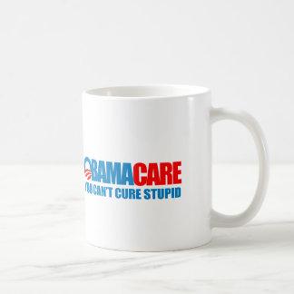 Obamacare - You can't cure stupid Coffee Mug