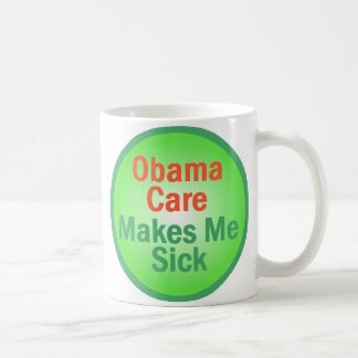 ObamaCareMug Taza Clásica