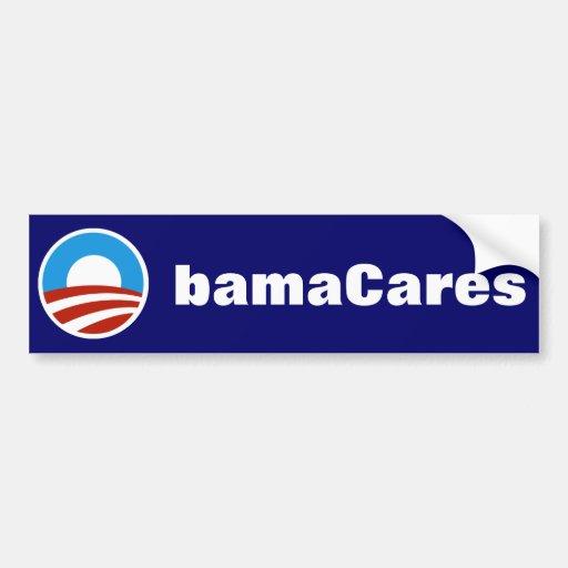 ObamaCares Pegatina Para Auto