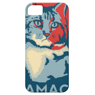 OBAMACAT 150ppi.jpg iPhone 5 Cover