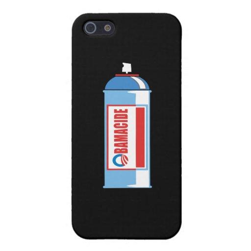 OBAMACIDE iPhone 5 COBERTURAS