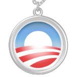 Obamacircle Pendant