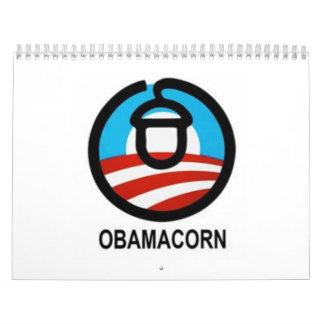Obamacorn Calendario De Pared