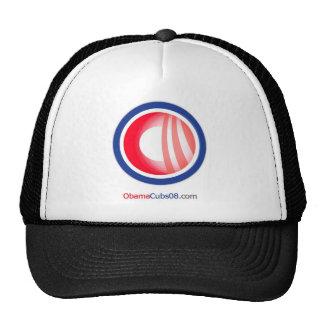 ObamaCubs08.com Hat