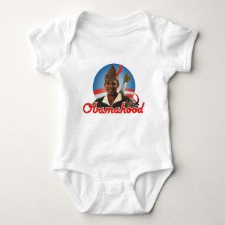 obamahood spread the wealth baby bodysuit