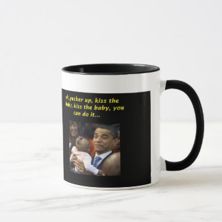 obamakissbaby mug