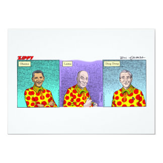 Obamalamadingdong! Card