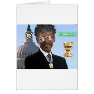 ObamaLand Card