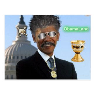 ObamaLand Postcard