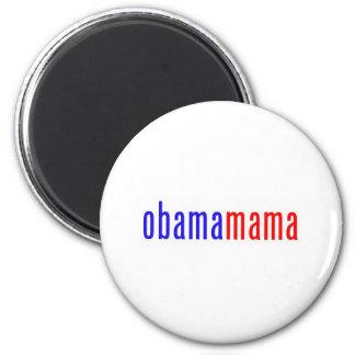 Obamamama 1 fridge magnet