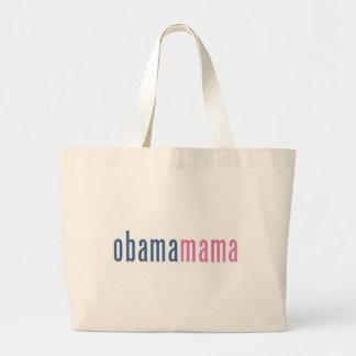 Obamamama 2 bolsa tela grande