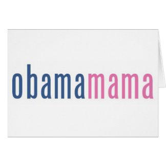 Obamamama 2 card