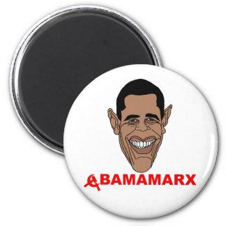 Obamamarx Imán Redondo 5 Cm