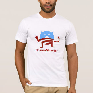 ObamaMonster Does't Like You T-Shirt