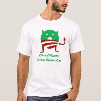 ObamaMonster - Sharia Law T-Shirt