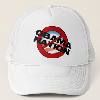ObamaNation Buster Trucker Hat