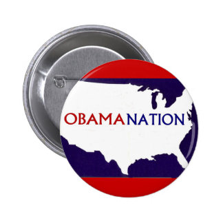 Obamanation Button