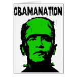 Obamanation Card