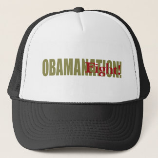 Obamanation Fight! Trucker Hat