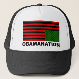 Obamanation Trucker Hat