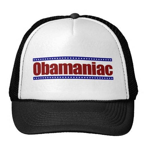 Obamaniac Gorras De Camionero