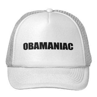 OBAMANIAC HATS