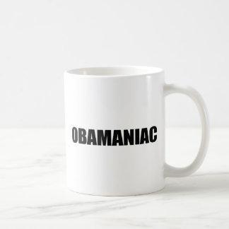 OBAMANIAC COFFEE MUG