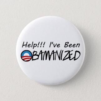 Obamanized Button