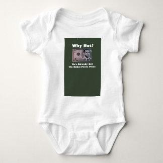 ObamaNobel Baby Bodysuit